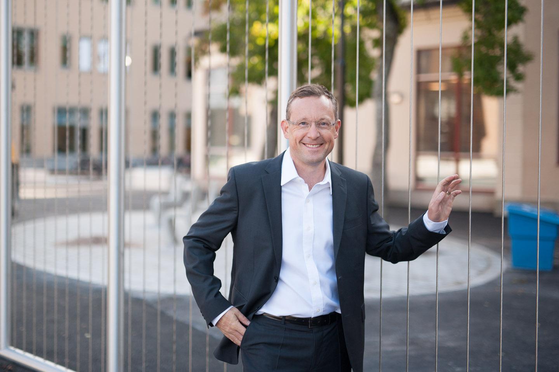 Tony Andersson, VD och Koncernchef för Infrea.