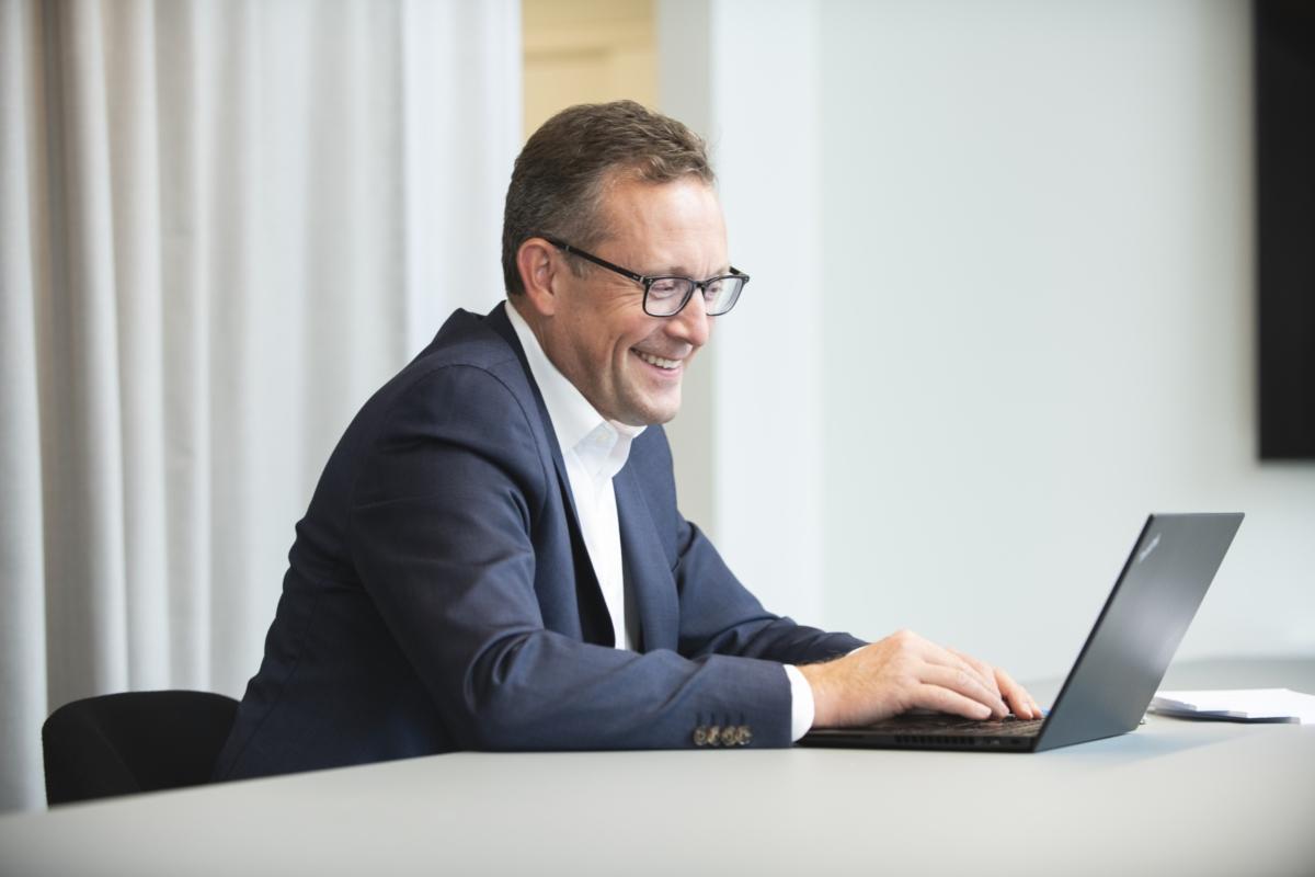 Tony Andersson intervjuas om förvärvsstrategi och läget i Infrea